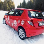 Kratek test: Toyota Yaris 1.33 Dual VVT-i (74 kW) Sol (foto: Matevž Hribar)