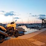 Test: Honda CBF 1000 F (foto: Matevž Hribar)