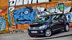 Test: Volkswagen Black Up! 1.0 (55 kW)