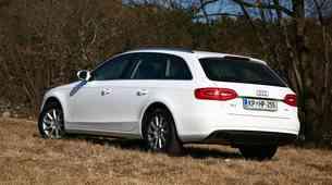 Novo v Sloveniji: Audi A4