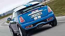 Kratek test: Mini Coupe Cooper S