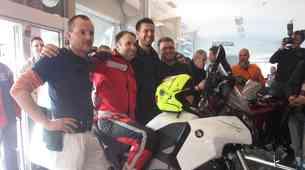 Reševalci bodo tri leta vozili Crosstourerja