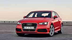 Audi A3 že tretjič nov
