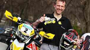Akrapovič Offroad Weekend 2012: V Raši zmagal Forster s Husqvarno