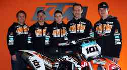 KTM Team Slovenija se predstavi