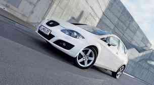 Kratek test: Seat Leon 1.6 TDI (77 kW) Sport