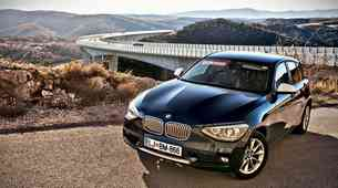 Test: BMW 118d