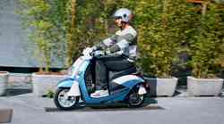 Test: Tomos E-lite