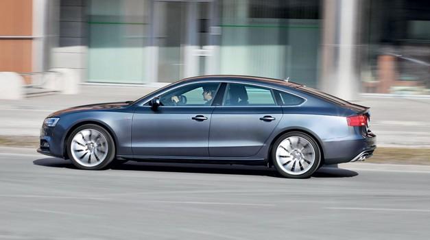 Kratek test: Audi A5 Sportback 2.0 TDI (130 kW) Business (foto: Aleš Pavletič)