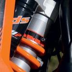 Vzporedni test: KTM EXC 350 F in EXC 450 (foto: Saša Kapetanovič)