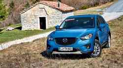 Test: Mazda CX-5 2.0i AWD AT Revolution
