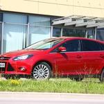 Novo v Sloveniji: Ford Focus 1.0 EcoBoost (foto: VK)
