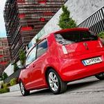 Novo v Sloveniji: Škoda Citigo (foto: VK)