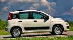 Novo v Sloveniji: Fiat Panda