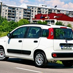 Novo v Sloveniji: Fiat Panda (foto: VK)