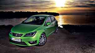 Kratek test: Seat Ibiza 1.2 TSI (77 kW) FR