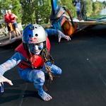 Red Bull Flugtag: Štorklja na Špico prinesla odrasle dojenčke ... (foto: Arhiv www.redbullcontentpool.com)