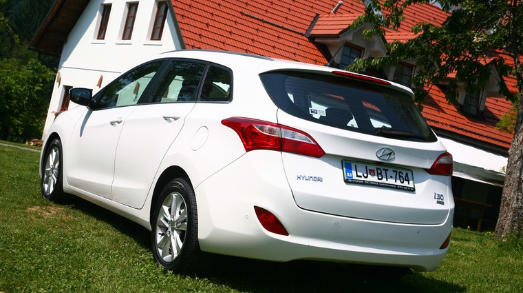 Novo v Sloveniji: Hyundai i30 Wagon (foto: VK)