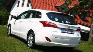 Novo v Sloveniji: Hyundai i30 Wagon