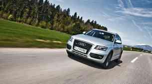 Test: Audi Q5 Hybrid