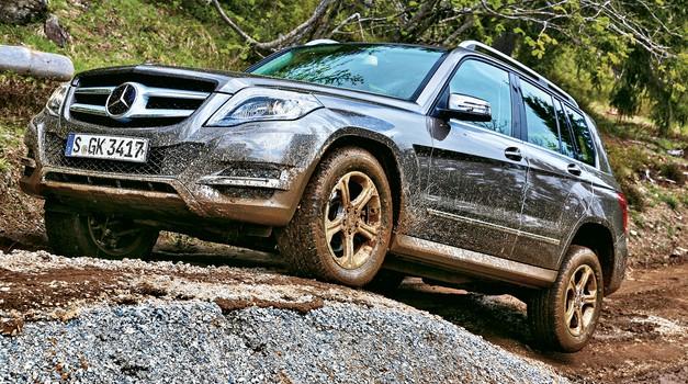 Vozili smo: Mercedes-Benz GLK (foto: Vinko Kernc)