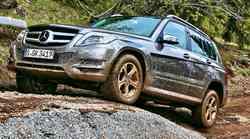 Vozili smo: Mercedes-Benz GLK