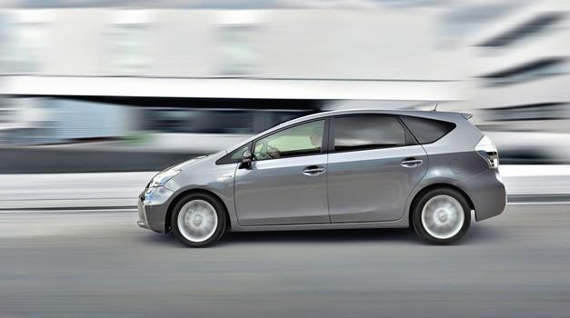 Vozili smo: Toyota Prius+ (foto: tovarna)