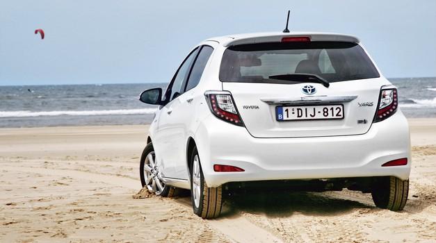 Vozili smo: Toyota Yaris Hybrid (foto: Vinko Kernc)