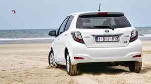 Vozili smo: Toyota Yaris Hybrid