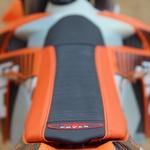 Preizkušamo: Prevleka za sedež T-Cover za boljši oprijem (foto: Matevž Hribar)