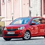 Test: Škoda Citigo 1.0 55 kW 3v Elegance (foto: Saša Kapetanovič)