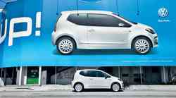 Kratek test: Volkswagen white up! 1.0 (55 kW)