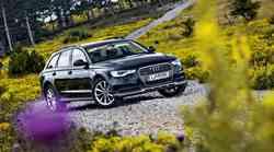Test: Audi A6 Allroad 3.0 TDI (180 kW) Quattro S tronic
