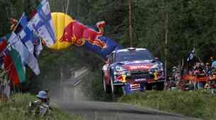 Reli za SP: na Finskem Loeb ponižal Skandinavce
