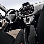 Citroën Berlingo Multispace HDi 90 in Peugeot Partner Tepee 1.6 HDi 115 (foto: Saša Kapetanovič)