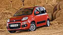 Test: Fiat Panda 1.2 8V Lounge