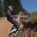 Video: Veliki fantje v peskovniku (KTM 350 Freeride in Sherco X-ride 290 test) (foto: Primož Jurman, Peter Kavčič)