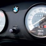 Pogrešate prikazovalnik zunanje temperature? Hej, pa saj ste ma motociklu - občutite jo! (foto: Matevž Hribar)