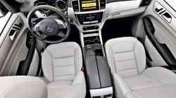 Test: Mercedes–Benz ML 250 CDI BlueTEC 4MATIC
