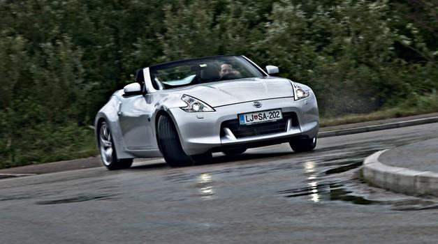 Kratek test: Nissan 370 Z Roadster Premium (foto: Saša Kapetanovič)