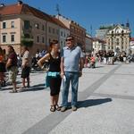 Fotoreportaža: srečanje ljubiteljev Vesp v Ljubljani (foto: Grega Gulin)