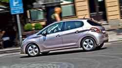 Kratek test: Peugeot 208 1.2 VTi Allure