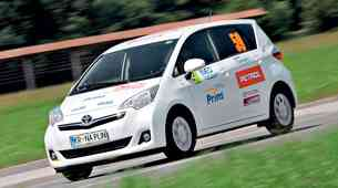 Kratek test: Toyota Verso-S 1.33 VVT-i Luna (Prins VSI 2.0)