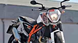 Test: KTM Duke 690 - Duke, kot ga ne poznamo