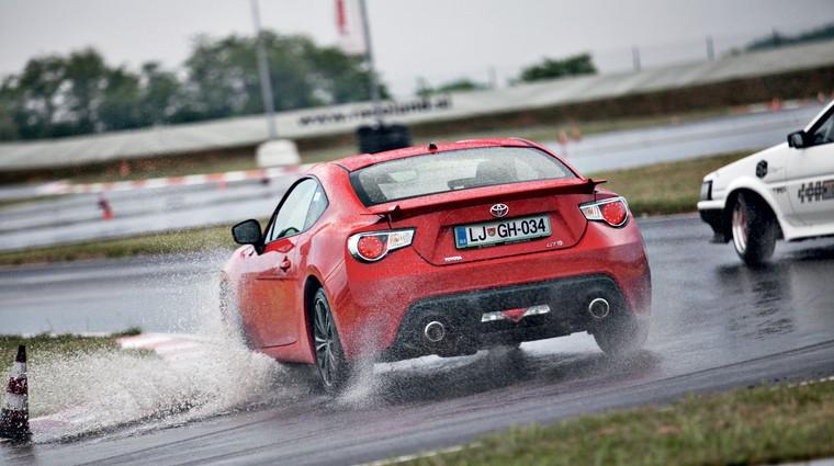 Test: Toyota GT86 SPORT (foto: Matej Grošelj, Saša Kapetanovič)