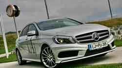 Novo v Sloveniji: Mercedes-Benz razred A in GLK