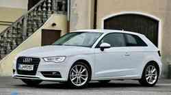 Novo v Sloveniji: Audi A3