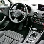 Novo v Sloveniji: Audi A3 (foto: VK)