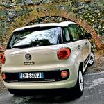 Fiat 500L (foto: Vinko Kernc)