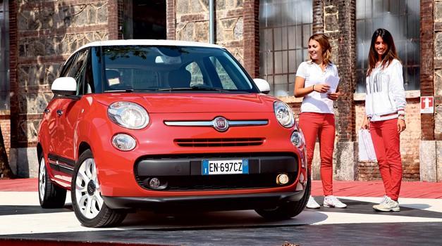 Vozili smo: Fiat 500L (foto: Vinko Kernc)